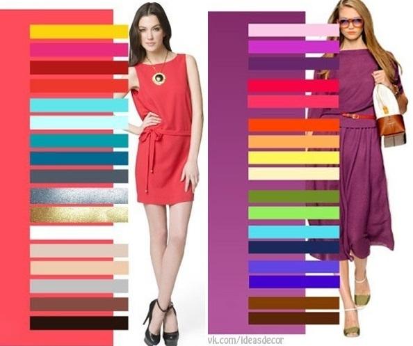 1ffb4b1f778dc0 Come abbinare i colori dei vestiti - Counseling Italia - La Comunità ...
